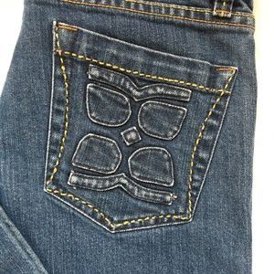 BCBG Maxazria Blue Slim Jeans Size 28